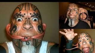 В Топе Самые необычные и странные люди фото подборка