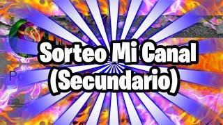 Regalo Mi Canal (Secundario) Con Mas De 600 Suscriptores