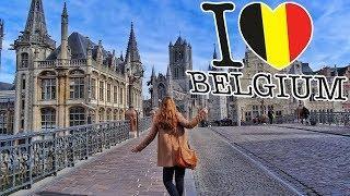 Бельгия. Интересные Факты о Бельгии