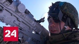 Под Ульяновском российские и белорусские миротворцы провели совместные учения - Россия 24