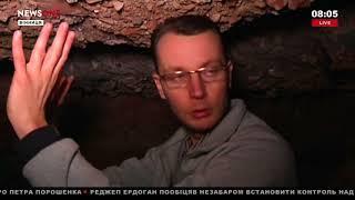 В центре Винницы нашли подземелье Доминиканского монастыря 06.03.18