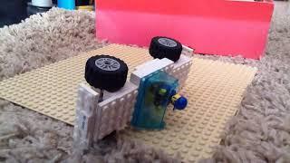 Смешной LEGO мультфильм . ЛЕГО юмор 1 сезон 3 серия