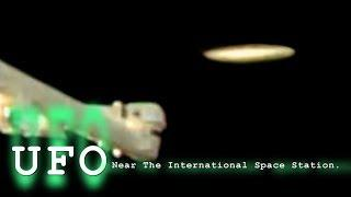 Cigar Shaped Unidentified Object Seen Near The International Space Station On March 24th?