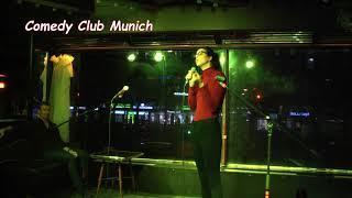 Comedy Club Munich - Joana Mendes - 1. February 2018