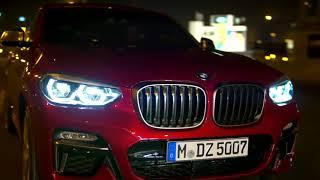 01 The all new BMW X4