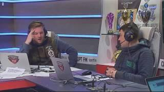 Кытманов и Курманов на Спорт Фм / 100% Футбола/ 07.02.18