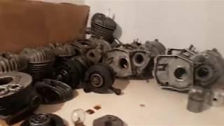 Ремонт двигателя д6
