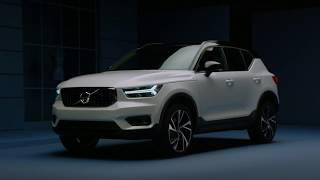 Δοκιμή Volvo XC40 (interior - exterior)