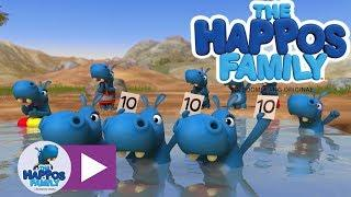 Happos Cartoon Compilation 17 for kids I The Happos Family (Season1)