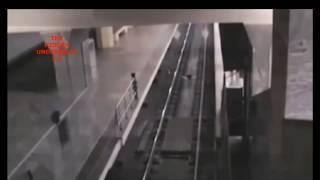 Накитайский вокзал прибыл поезд-призрак
