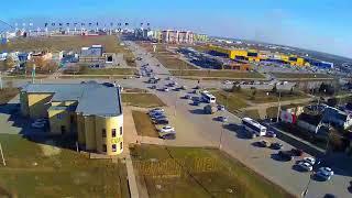 ДТП (авария г. Волжский) ул. Карбышева ул. Александрова 06-04-2018 16-09