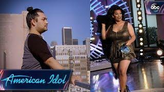 "Ada Vox Auditions for Idol With ""House of the Rising Sun"" by The Animals - American Idol 2018 on ABC"