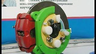 """Выставка """"Наука и инновации ЮУрГУ"""""""