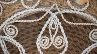 Узелковое плетение - одно из самых древних и удивительных видов рукоделия