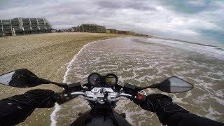 Je surf en moto