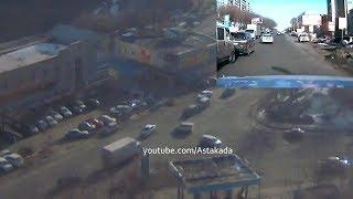 Astakada Владивосток ДТП Такси 21 марта 2018 пр-т Красного Знамени ул. Шилкинская