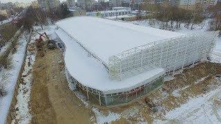 Выбираем имя для нового ледового дворца во Владимире