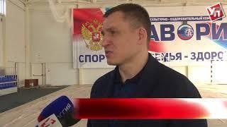 Доступный спорт для жителей Ульяновской области