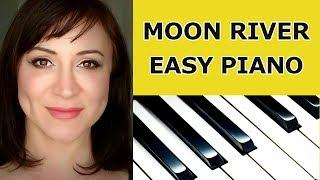 Moon River Easy Piano Cover/Sheet Music
