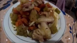 Узбекский лагман по-русски!!! Готовим вкусное и сытное блюдо за час! Его едят даже дети!
