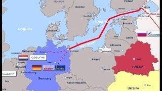 """""""Разворот на Россию"""": США и Украина в шоке от решения Германии по """"Северному потоку-2"""""""
