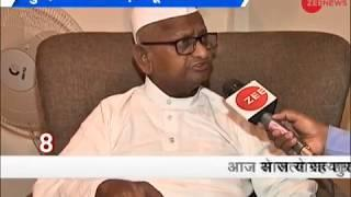 Morning Breaking: Anna Hazare's 'Satyagraha' begins today at Ramlila Maidan