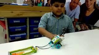 Lego Pulling Robot - Dev - RFL Ahmedabad(8980172306)