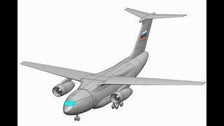 Раскрыты подробности создаваемого Россией самолета Ил 276