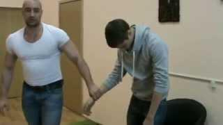 Мгновенный гипноз.Гипноз через рукопожатие.Handshake induction.Курсы гипноза