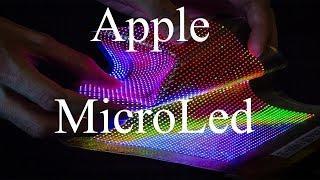 Apple в первые делает собственные MicroLed дисплеи Galaxy Note 9 Быстрые новости