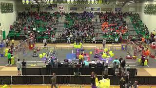 2018 Montgomery MAR FRC District Event - Qualification Match 75