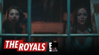 """Anarchy in the Kingdom on """"The Royals""""   E!"""