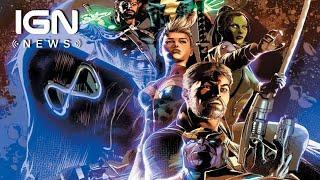 Marvel Comics Announces Infinity Wars - IGN News