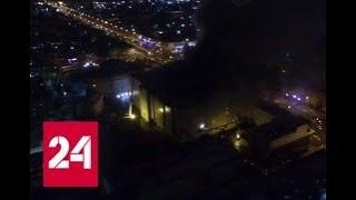 """В ТЦ """"Зимняя вишня"""" есть угроза обрушения, 64 человека до сих пор не найдены - Россия 24"""