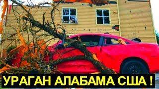 Новости Америки сегодня ураган торнадо в Алабаме Джексонвилл Ардмор