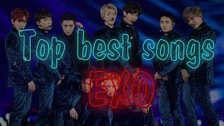 ЛУЧШИЕ ПЕСНИ EXO // TOP 11 SONGS