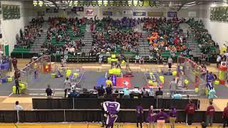 2018 Montgomery MAR FRC District Event - Qualification Match 70