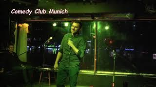 Comedy Club Munich - NiKo - 1. Februar 2018