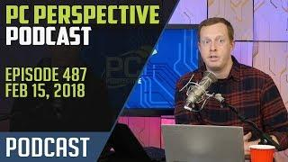 Podcast #487 - AMD Desktop APUs,Snapdragon 845, ARM Machine Learning, and more!