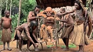 Необъяснимо но факт Ритуал африканских племён   +18
