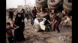 Сирия сегодня 07.02.2018 Мосул через 7 месяцев после освобождения Главные новости 2018