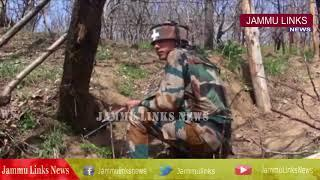 Search operation in Shopian after firing incident