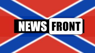 Блок прямого эфира на телеканале News Front 29.03.2018