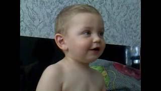 Племянник Кирилл говорит как разговаривают животные