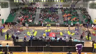 2018 Montgomery MAR FRC District Event - Qualification Match 61