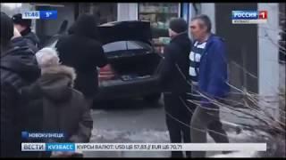 Появилось видео последствий ДТП в Новокузнецке, где водитель протаранил остановку