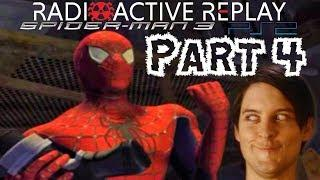 Radioactive Replay - Spider-Man 3 (PS2) Part 4 - A Tail to Remember
