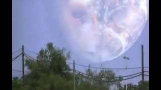 Необычное Явление в небе 19.07.2017