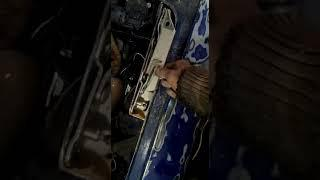 Ремонт жиги механизм открывание капота #1