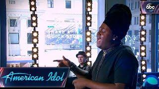 Samuel Swanson Auditions for American Idol With Al Green Hit - American Idol 2018 on ABC